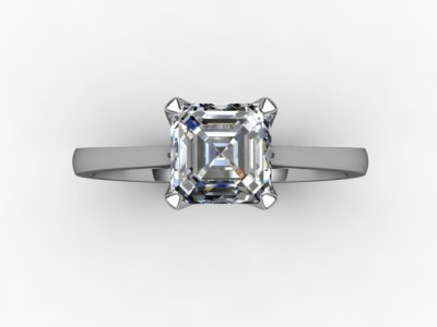 06-0100-0003 Diamond Ring Image - 04
