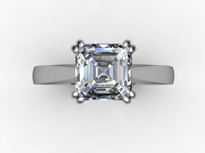 06-0100-6104 Diamond Ring Image - 04