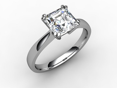 06-6600-2247 Diamond Ring Image - 05