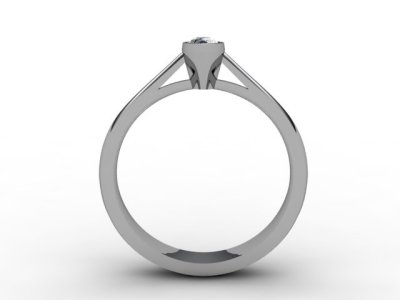 07-6600-0017 Diamond Ring Image - 02