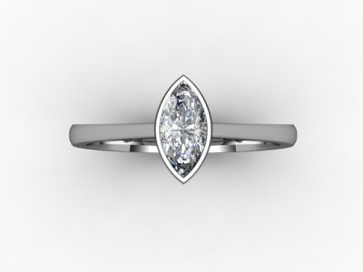 07-6600-0017 Diamond Ring Image - 04