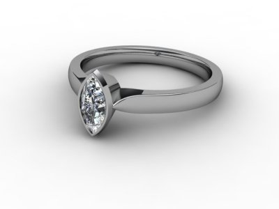07-6600-0018 Diamond Ring Image - 01