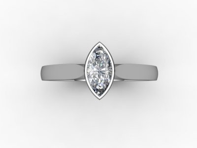 07-6600-0018 Diamond Ring Image - 04