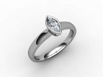 07-6600-0018 Diamond Ring Image - 05