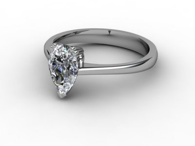 08-0100-0005 Diamond Ring Image - 01