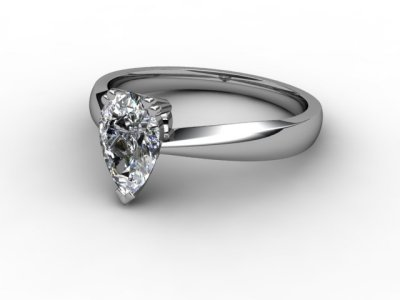 08-0100-0007 Diamond Ring Image -01