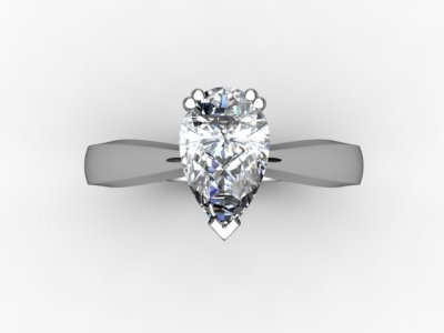 08-0100-0007 Diamond Ring Image - 04