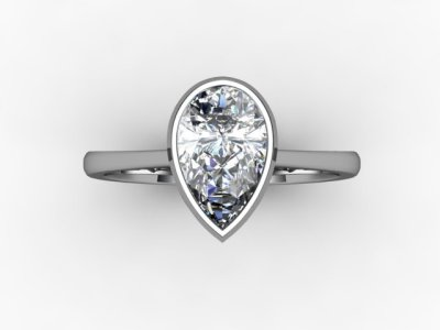 08-6600-0003 Diamond Ring Image - 04