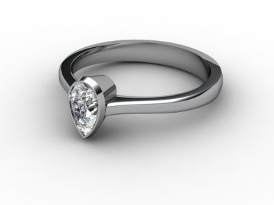 08-6600-0014 Diamond Ring Image - 01