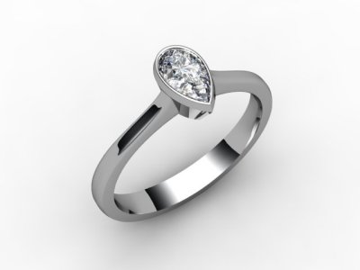 08-6600-0014 Diamond Ring Image - 05