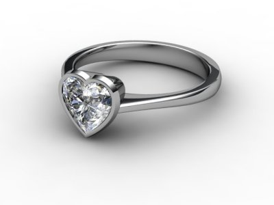 09-6600-0003 Diamond Ring Image - 01