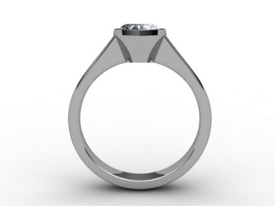 09-6600-0003 Diamond Ring Image - 02