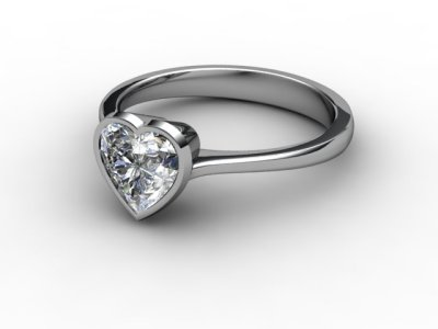 09-6600-0010 Diamond Ring Image - 01