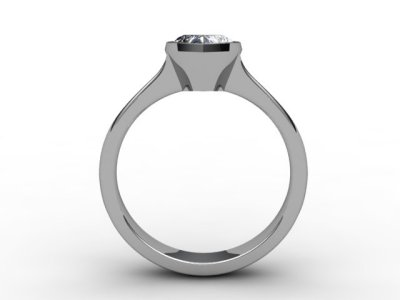 09-6600-0010 Diamond Ring Image - 02