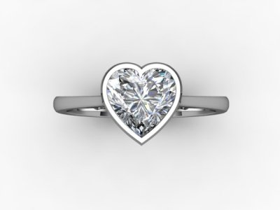 09-6600-0010 Diamond Ring Image - 04