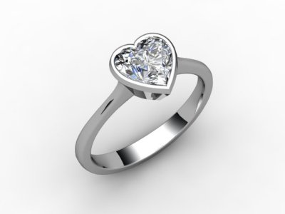 09-6600-0010 Diamond Ring Image - 05