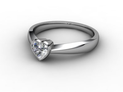 09-6600-0011 Diamond Ring Image - 01