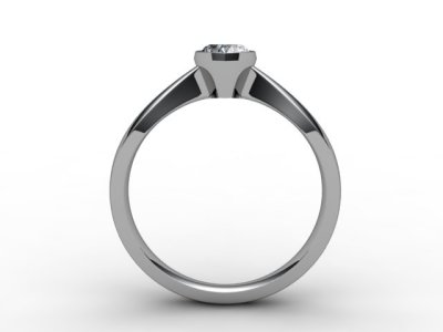 09-6600-0011 Diamond Ring Image - 02