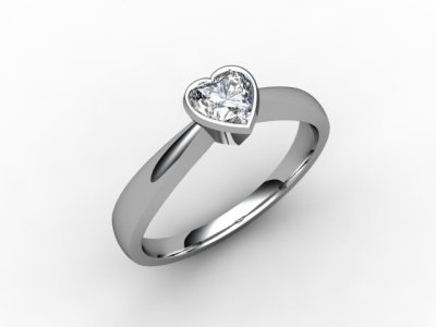 09-6600-0011 Diamond Ring Image - 05