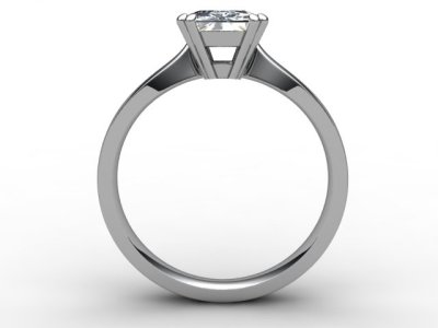 10-0100-0013 Diamond Ring Image - 02