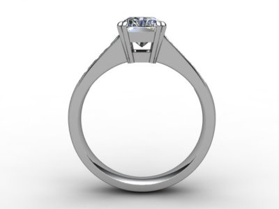 10-0108-0012 Diamond Ring Image - 02