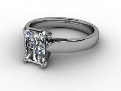10-0500-0004 Diamond Ring Image - 01