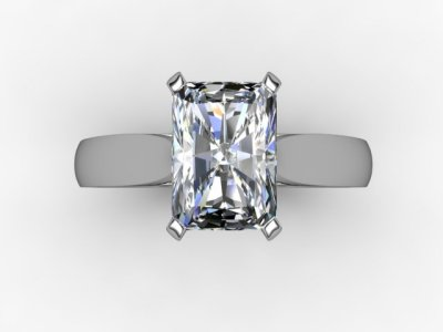 10-0500-0004 Diamond Ring Image - 04