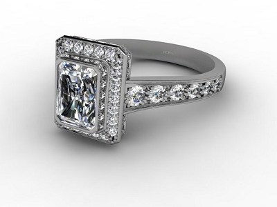 10-0563-8005 Diamond Ring Image - 01