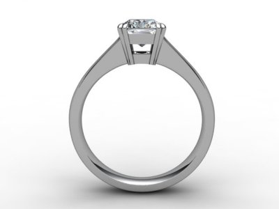 10-6600-0011 Diamond Ring Image - 02