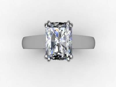 10-6600-0011 Diamond Ring Image - 04