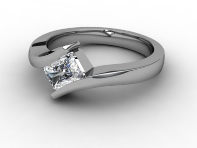 10-6600-1909 Diamond Ring Image - 01