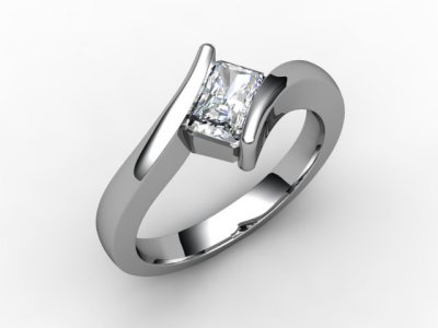 10-6600-1909 Diamond Ring Image - 05