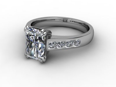 10-6608-0012 Diamond Ring Image - 01