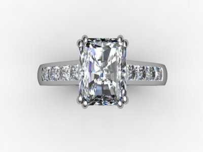 10-6608-0012 Diamond Ring Image - 04