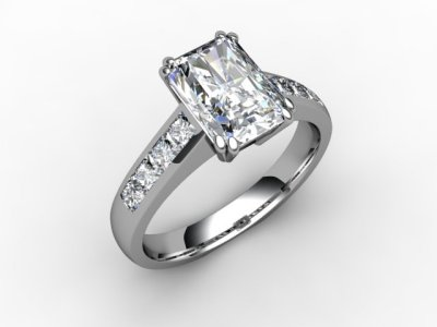 10-6608-0012 Diamond Ring Image - 05
