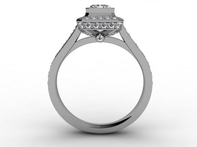 10-6663-8005 Diamond Ring Image - 02