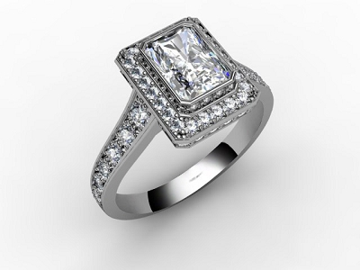 10-6663-8005 Diamond Ring Image - 05