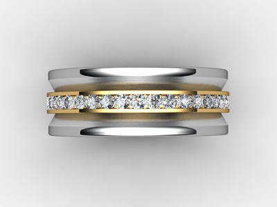 Preload of 69-28021 diamond ring image -04