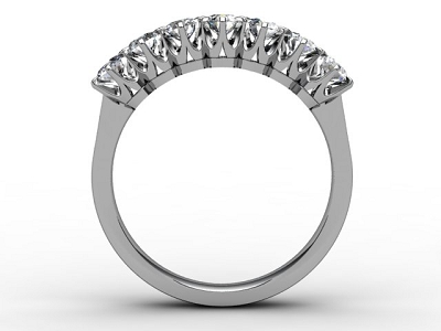 88-01034 Diamond Ring Image - 02