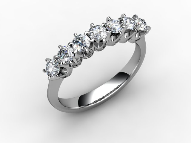 88-01034 Diamond Ring Image - 05