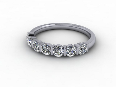 88-01052 Diamond Ring Image -01