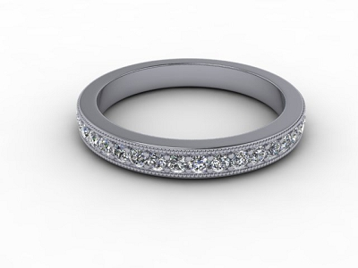 88-01054 Diamond Ring Image -01