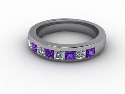 88-01100-112 Diamond Ring Image -01