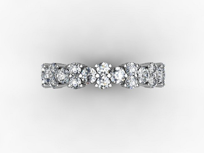 88-01120 Diamond Ring Image - 04