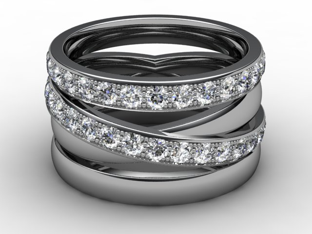 88-01123 Diamond Ring Image -01