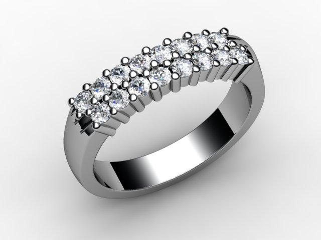 88-05068 Diamond Ring Image - 05