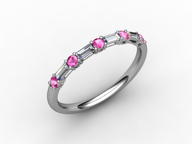88-05083-124 Diamond Ring Image - 05