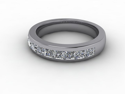 88-05100 Diamond Ring Image -01