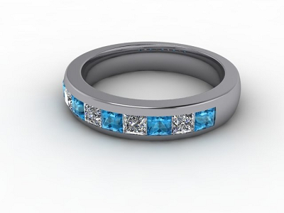 88-05100-113 Diamond Ring Image -01