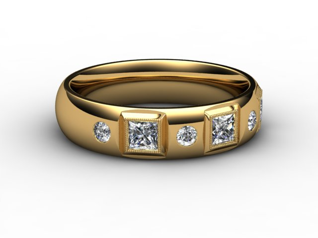 88-18012 Diamond Ring Image -01